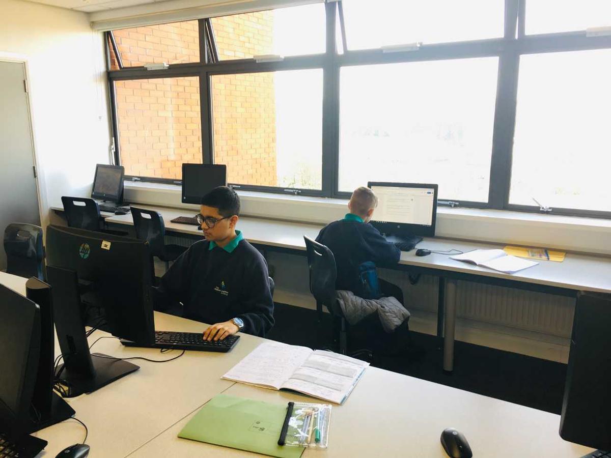 ICT (KS3) - Half Term 3 Update - 2018/19 - The Stephen